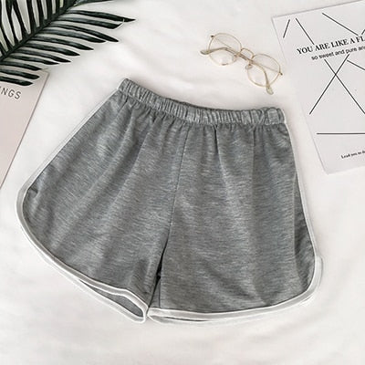 Women Casual Biker Shorts