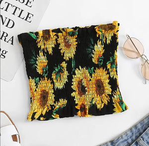 Sunflower Top Wrapped Vest 2020