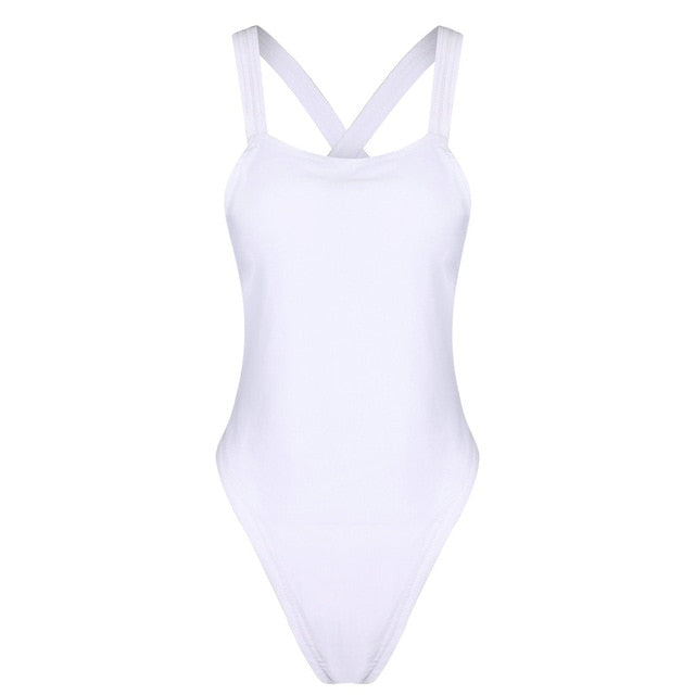 Women Padded Push-up Swimsuit