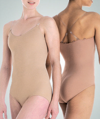 Underwraps Microfiber Leotard - WOMENS