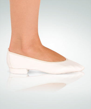Satin Foldable Slipper - WOMENS
