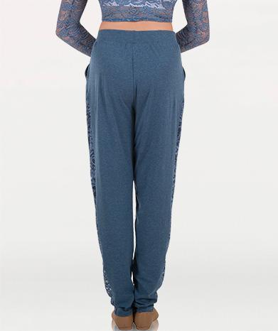 Comfort-Fit Baggy Pants -WOMENS