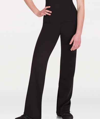 CORE™ Compression Straight Leg Pant - GIRLS