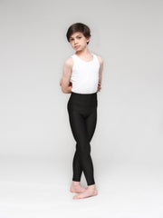 Footless ballet tights for boys by boysdancetoo the dance store for men