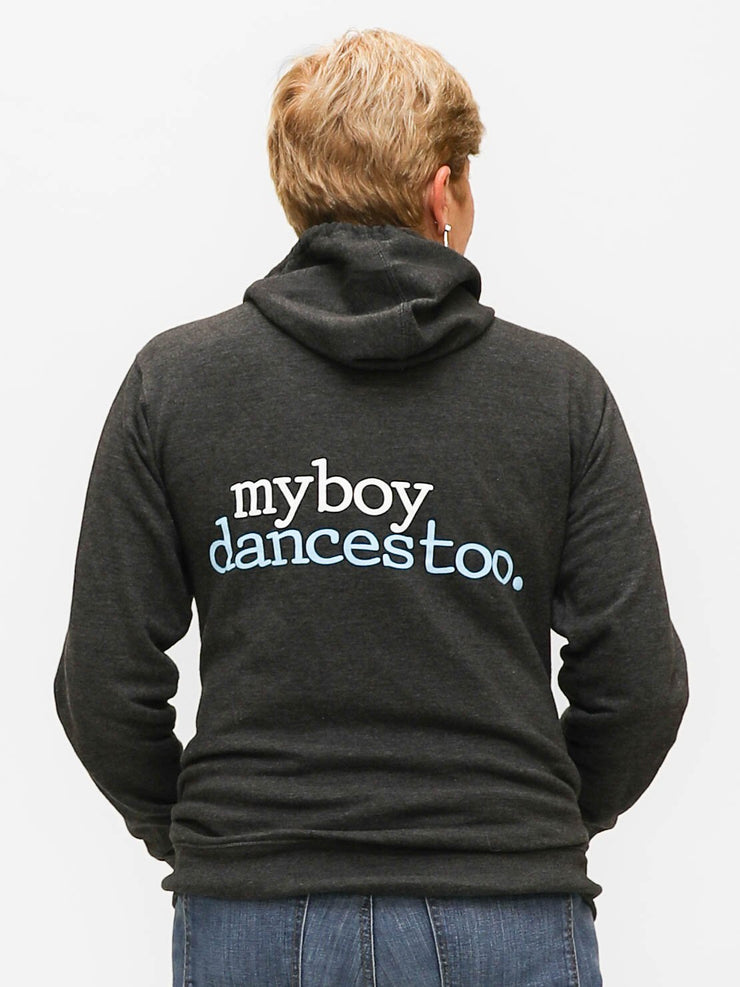 Dance hoody for Boy dance moms and boy dance dads at boysdancetoo the dance store for men