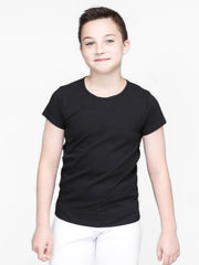 Cotton Short Sleeved Fitted Shirt - BOYS