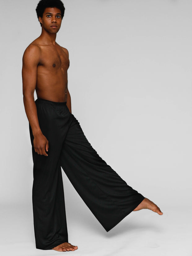 Wide Leg Modern Dance Pants - MENS