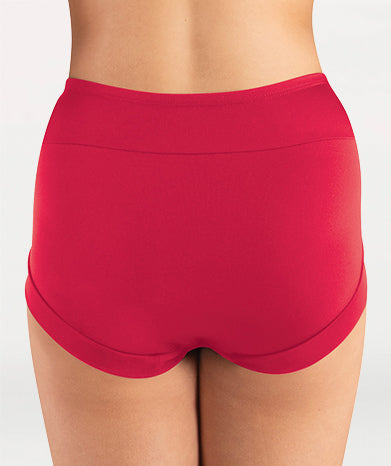 Hip-To-Waist Smooth Fit Wide Waistband Brief - WOMENS
