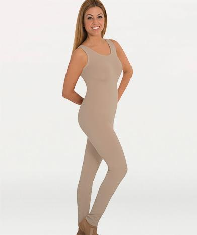 MicroTECH Tank Footless Unitard - WOMENS