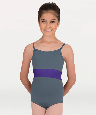 Camisole Mesh Back Insert Leotard Tiler Peck Designs - WOMENS