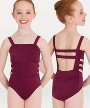 Strappy Camisole Leotard Tiler Peck Designs - WOMENS