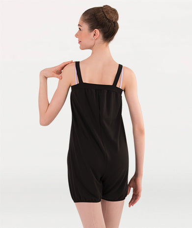 Short Overall Ballet Warm Up Tiler Peck Designs - WOMENS