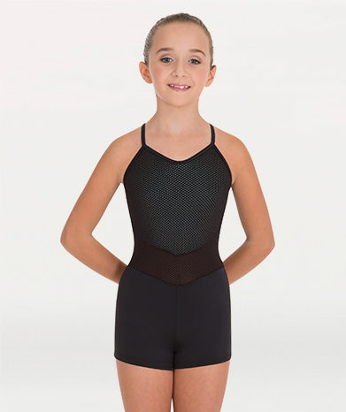 Cami Demi Leotard Tiler Peck Designs - GIRLS