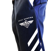 Still Dancing Double Stripe Track Pants - MENS
