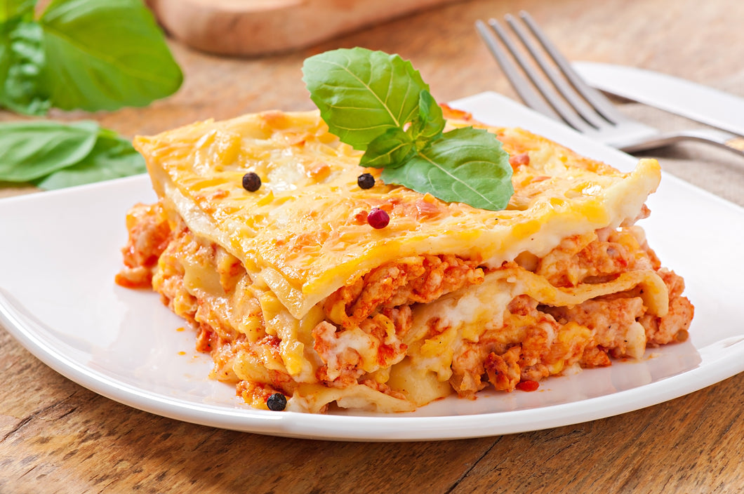 Deep Dish Lasagna - Small