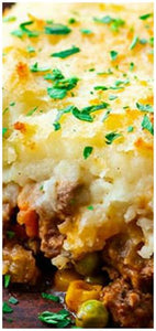 Shepherds Pie (single serve)