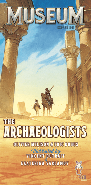 Museum The Archeologist Expansion