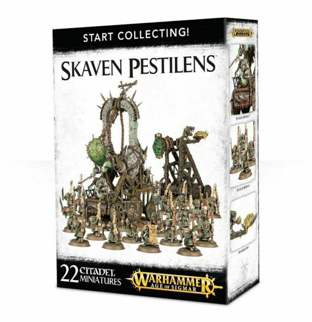 AOS: Start Collecting! Skaven Pestilens