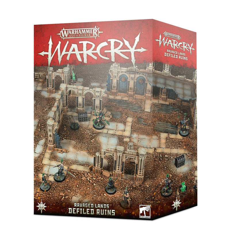 Warcry: Ravaged Land Defiled Ruins