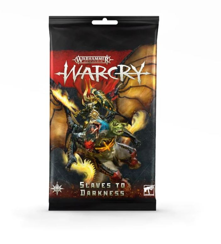 Warcry Cards: Slaves to Darkness