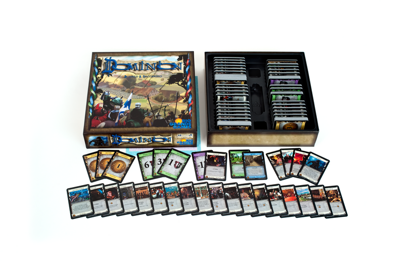 Dominion Second Edition