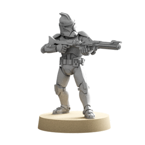 Star Wars: Legion -  Phase 1 Clone Troopers