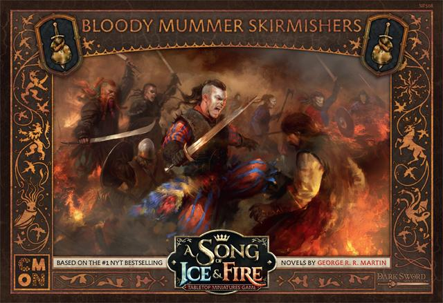 A Song of Ice & Fire: Bloody Mummer Skirmishers