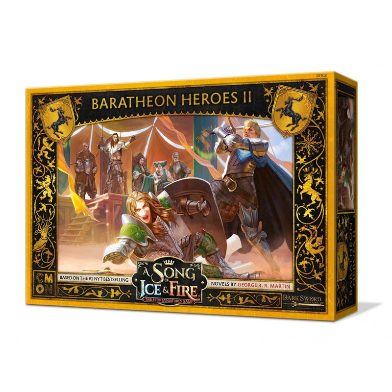 A Song of Ice & Fire: Baratheon Heroes II