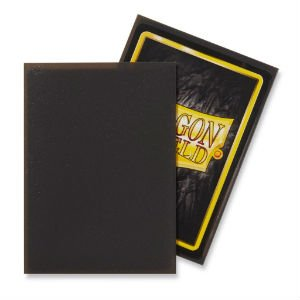 Dragon Shield Sleeves: Slate Matte (100 Count)