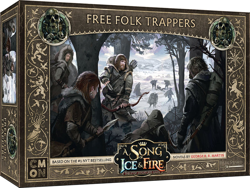 A Song of Ice & Fire: Free Folk Trappers