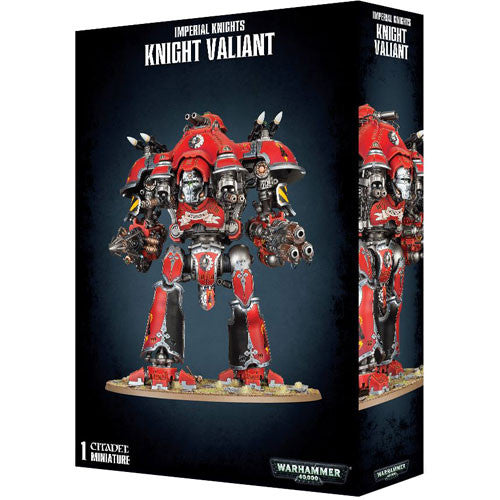 40K: Imperial Knights - Knight Valiant