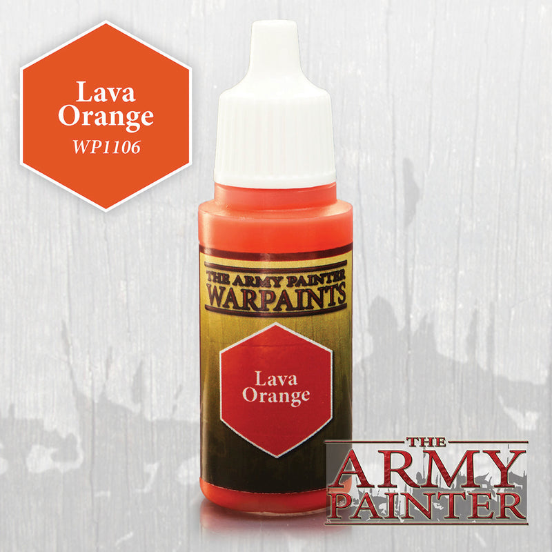Army Painter: Lava Orange