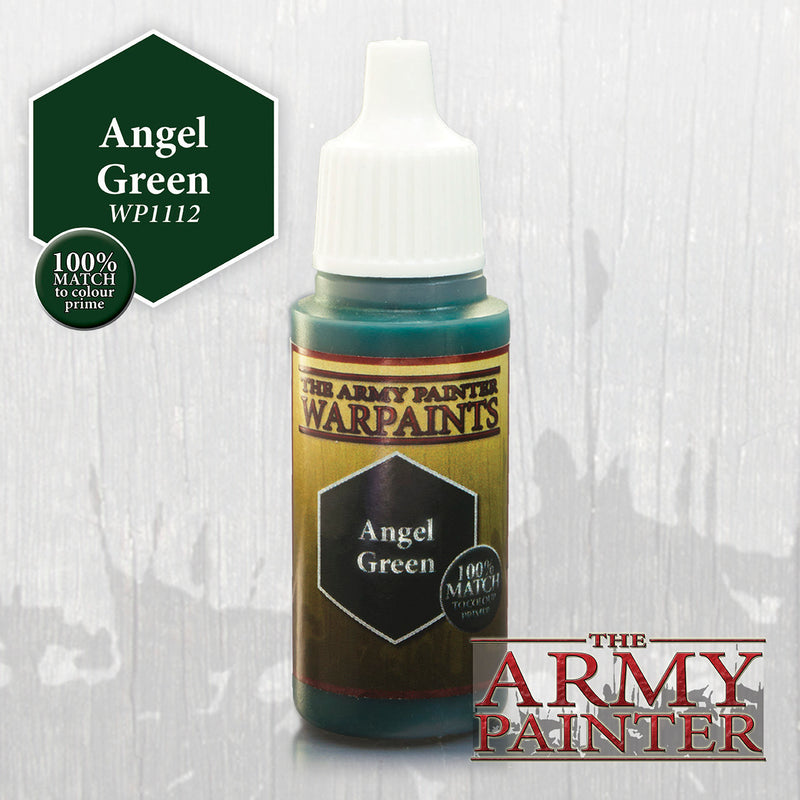 Army Painter: Angel Green