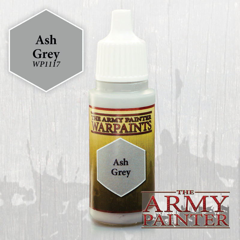 Army Painter: Ash Grey