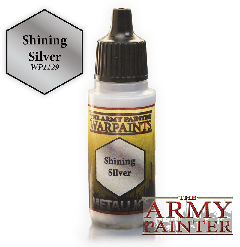 Army Painter: Shining Silver