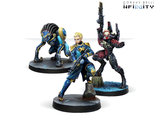 Infinity: Operation Wildfire Advance Pack (Convention Exclusive Pre-Release)