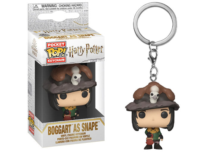 POP! Keychain Harry Potter - Snape as Boggart