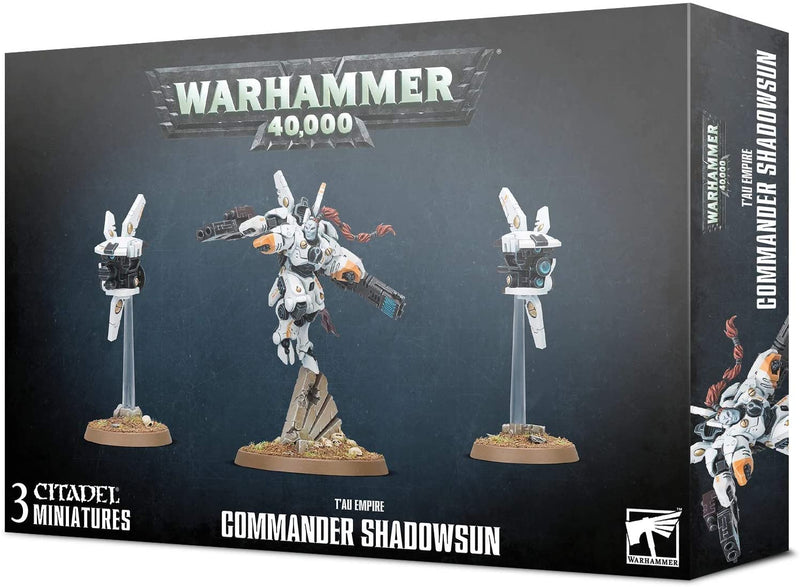 40K: T'au Empire -  Commander Shadowsun