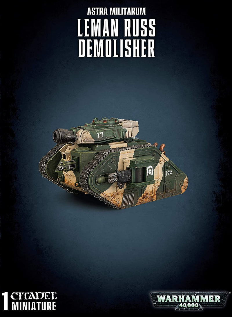 40K: Leman Russ Demolisher