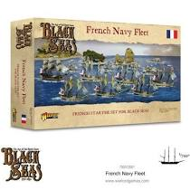 Black Seas: French Navy Fleet