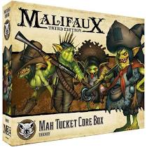 Malifaux: Mah Ticket Core Box