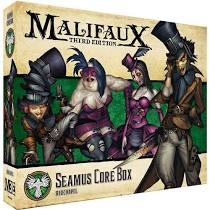 Malifaux: Seamus Core Box