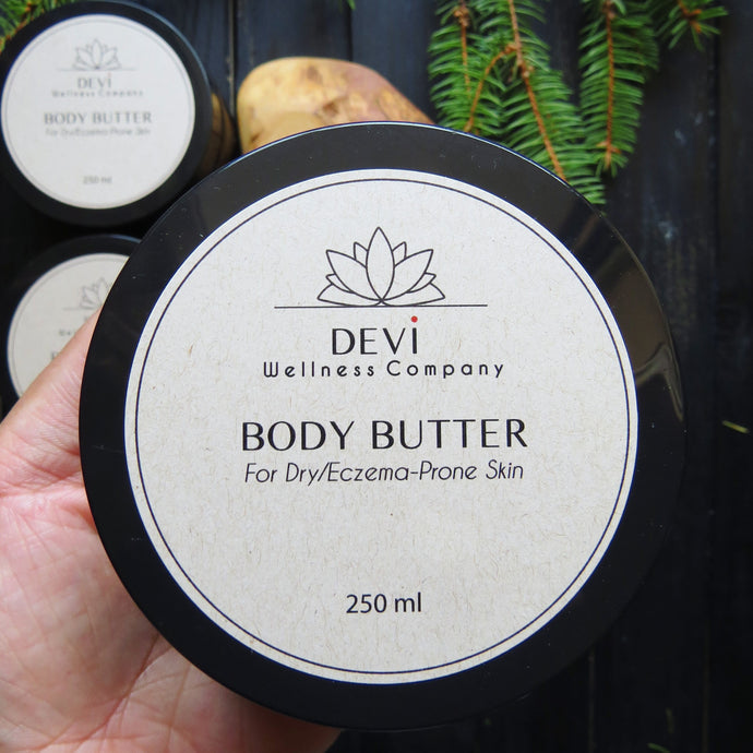 The Challenges of Shipping Natural Body Butters