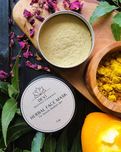 ADITHYA - Herbal Face Mask