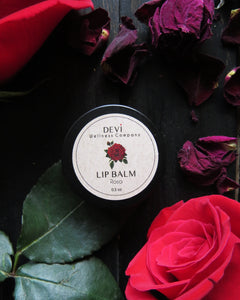 ROSA - Naturally Scented Lip Balm
