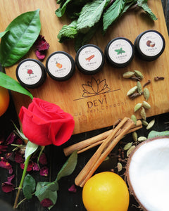 Naturally Scented Lip Balm - PUTHINA