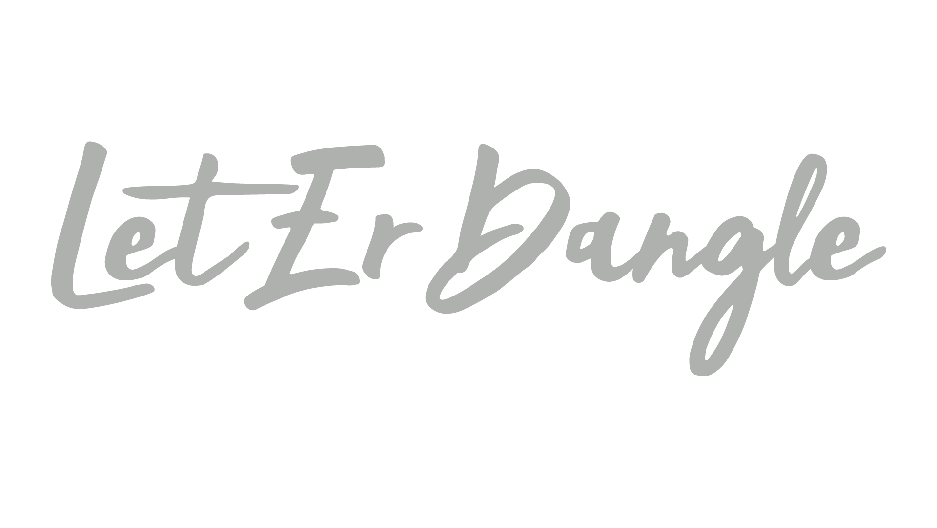 Decal - Let Er Dangle