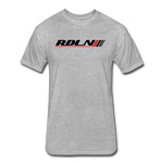New RDLN Tee - heather gray
