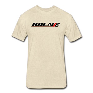 New RDLN Tee - heather cream