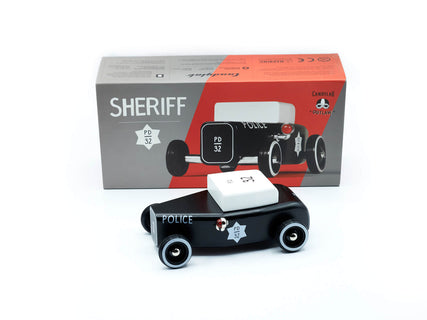 Candylab Toys - Outlaws - Sheriff - Tite chouette
